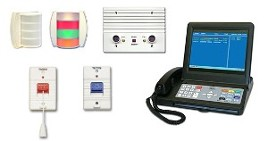 wired and wireless nurse call systems